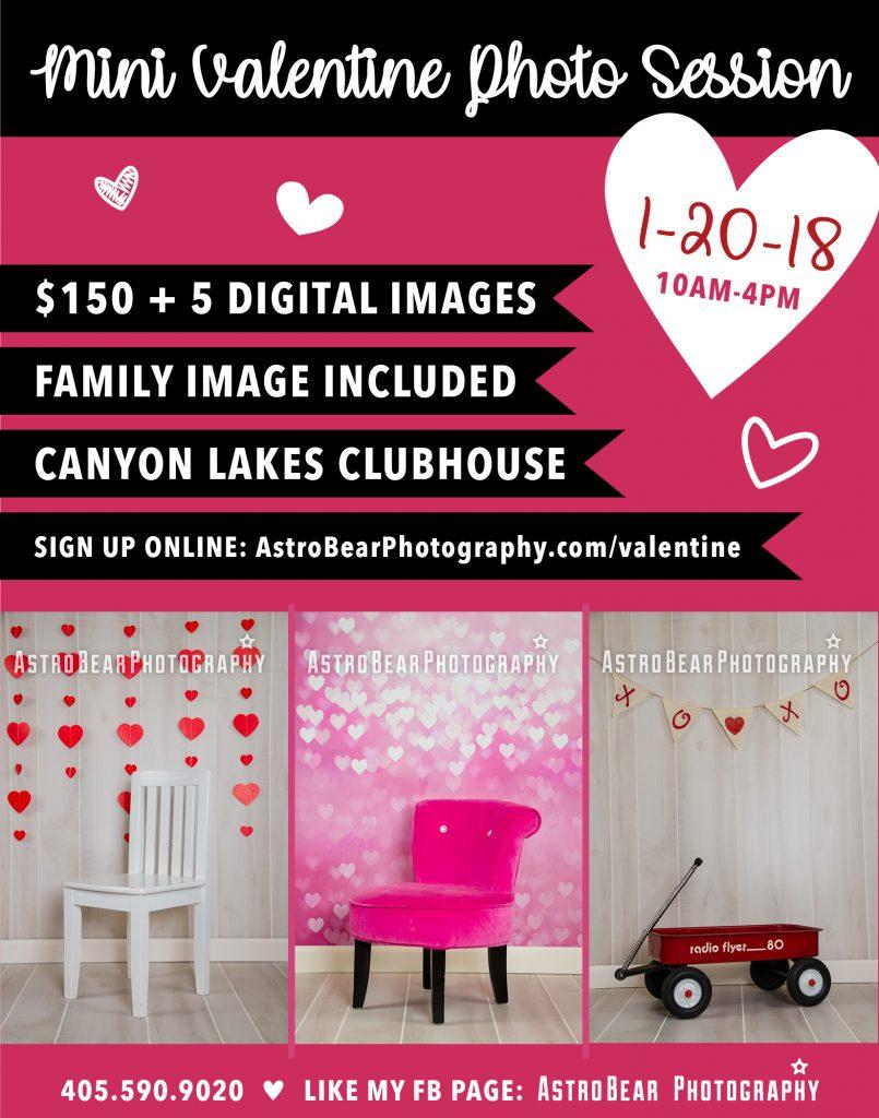 Mini Valentine Photo Shoot: OKC