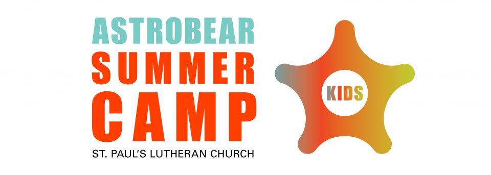 AstroBear Summer Camp