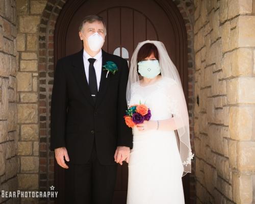 Peacock & Frazier Wedding